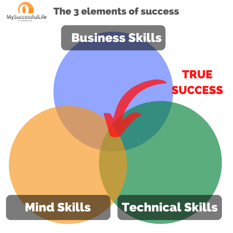 3 elements of success