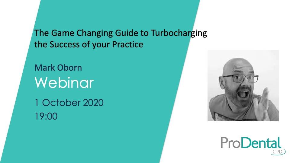 The game changing guide to turbocharging the success of your practice